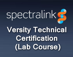 Spectralink Versity Technical Certification (Lab Course