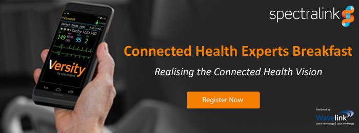 Connected Health Experts Breakfast - Wavelink