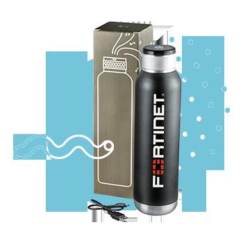 Fortinet Water Bottle